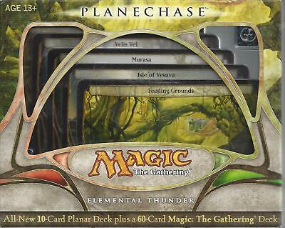 MTG Magic the Gathering   English Planechase   Elemental Thunder  New Sealed