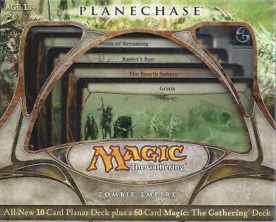MTG Magic the Gathering   English Planechase   Zombie Empire  New Sealed