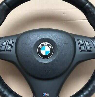 BMW e81 e82 e87 e88 e90 e91 e92 e93 X1 e84 Sport Lenkrad AIRBAG NUR AIRBAG
