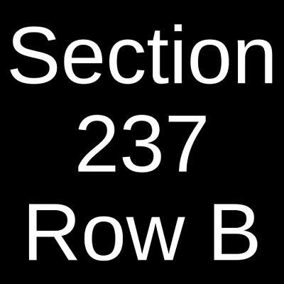 4 Tickets Indianapolis Colts @ Tampa Bay Buccaneers 12/8/19 Tampa, FL