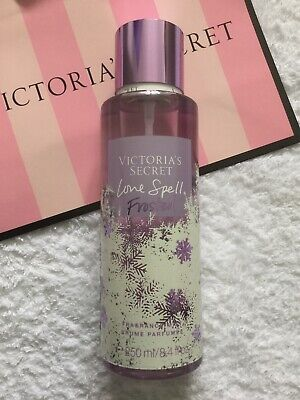 Victoria's Secret LOVE SPELL Frosted Fragrance Mist. 250ml. RRP $18.00. *NEW*.