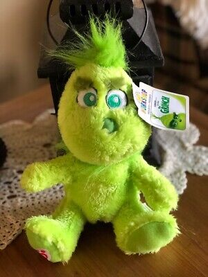 """Build a Bear BABW """"Young Grinch"""" The Grinch Online Exclus-SOLD OUT NWT-IN HAND"""