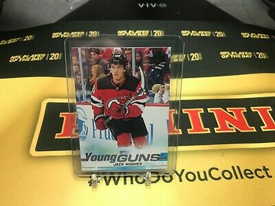 2019-20 Upper Deck Series 1 Young Guns You-Pick From List 201-250