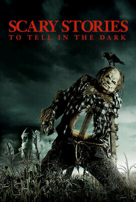 Scary Stories to tell in the Dark (Blu-ray & DVD, 2019)