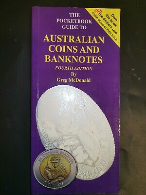 Australian Coins And Banknotes 4th Edition By Greg Mcdonald 1996 Guide