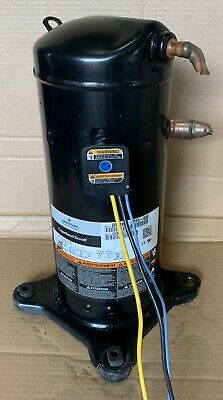 Copeland scroll compressor 5 ton / R-22 Or R-407C      3 PHASE  208/230  VOLTS