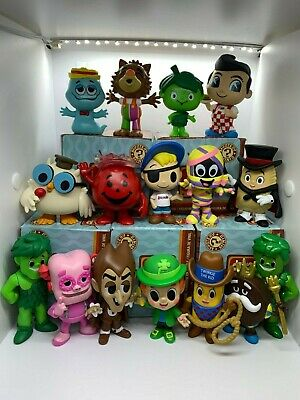 Funko Mystery Minis Ad Icons 1/72s Complete Your Set!
