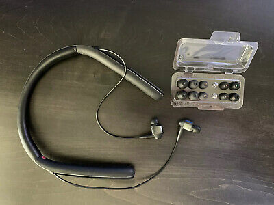 Sony WI-1000X Noise Cancelling Wireless Behind-Neck In-Ear Headphones (Used)