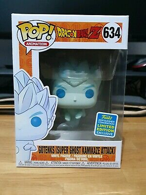 Funko Pop DragonBall Z Gotenks (Super Ghost Kamikaze Attack) SDCC 2019 Exclusive