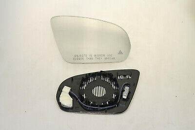 Fit Mercedes-Benz C W205 S-Class W222 14-18 Wing Mirror Turn Signal LED Lamp L+R