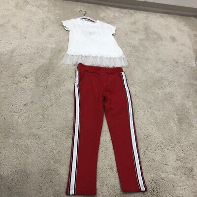 Age 5 Years IDO Leggins Set Outfit With Top
