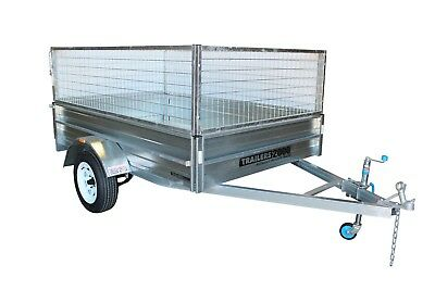 8 x 5 Trailer Cage - Universal - suit all trailers