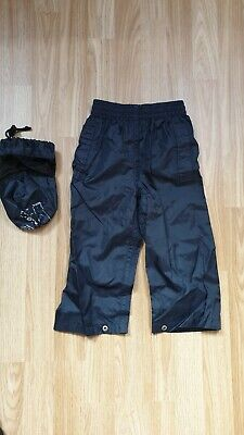 Boys NEXT Waterproof Trousers Age 3