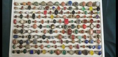 LOT of 150 pcs ANTIQUE NEAR EASTERN ,ROMAN, BYZANTINE AND MEDIEVAL FINGER RINGS