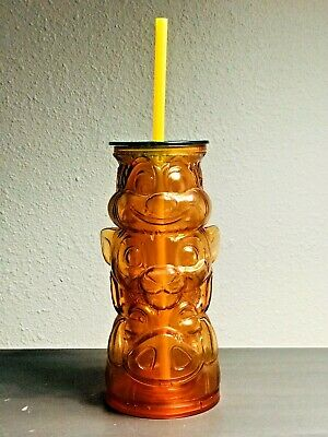 The Lion King Figural Tumbler Timon Simba Pumbaa Friend Sipper Cup Disney Parks