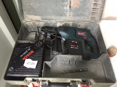 Bosch GBH24VFR SDS Plus 24v Cordless , Battery +charger