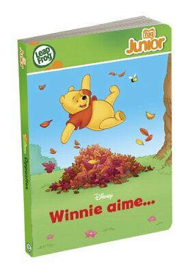 LeapFrog Tag Junior Book Pooh Loves... Disney