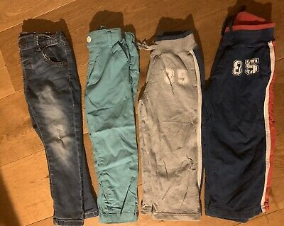 Boys Jeans Trousers Bundle Age 2-3 Years Next