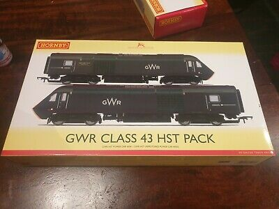 Hornby R3685 GWR Great Western Railway HST Power Car Pack 43041 43005