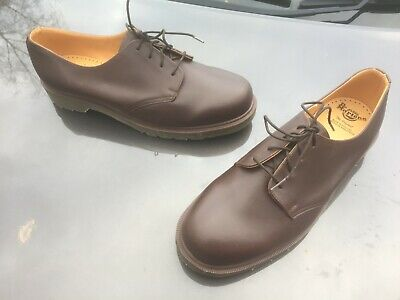 Dr Martens 1561 brown leather shoes UK 14 EU 50 Made in  England