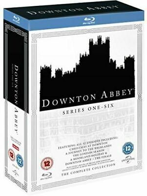 Downton Abbey: The Complete Collection (Box Set) [Blu-ray] Series 1-6 One-six