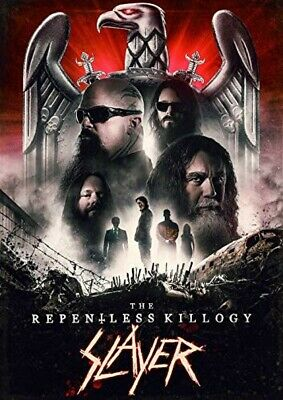 Slayer The Repentless Killogy Live at the Forum Limited Edition Blu-ray CD Japan