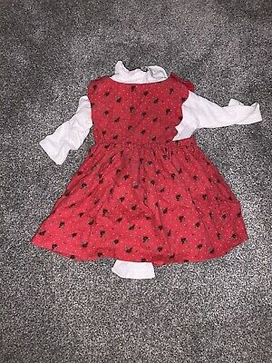 Mothercare Baby Girls 2 Piece Outfit 1-3 Mths