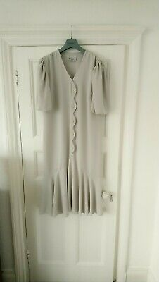Vintage Frank Usher Dress - Size 14 - Prestine Condition
