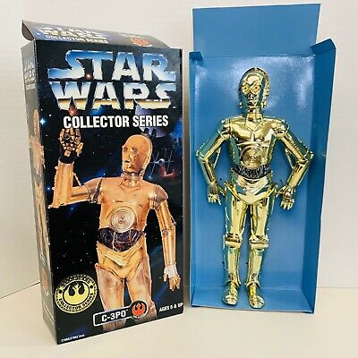 Kenner Star Wars Collector Series C-3PO 12 Inch Action Figure 1997