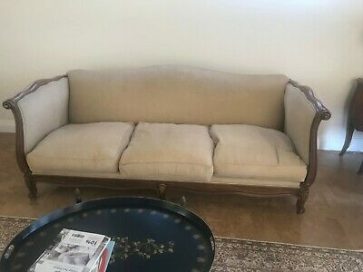 French Sofa - 3 seater