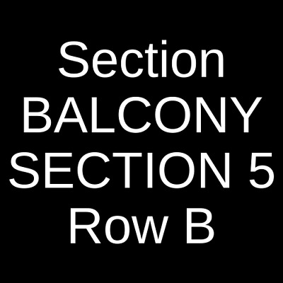 2 Tickets Trey Anastasio 1/24/20 ACL Live At The Moody Theater Austin, TX