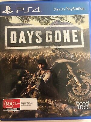 Days Gone Ps4 Used