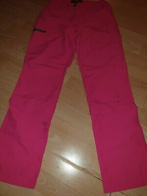 Donnay Hiking Trousers Aged 11-12 Pink