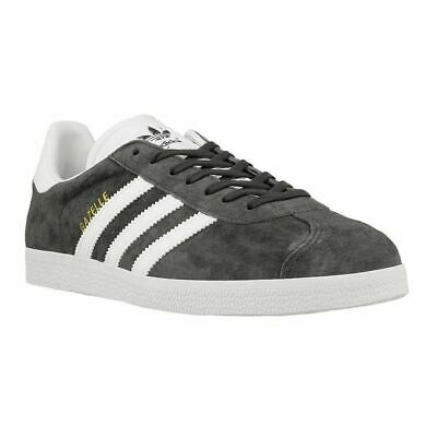 Adidas Originals Mens Gazelle Lace Up Classic Trainers Retro Classic Sneakers
