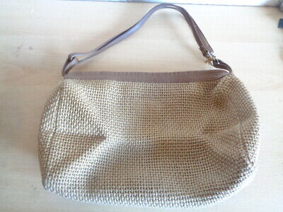 Vintage Bottega Veneta Corded Hand/Shoulder Bag