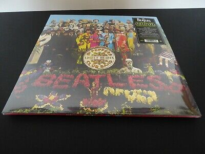 THE BEATLES ~ SGT PEPPERS LONELY HEARTS CLUB BAND ~ 180gsm REMASTERED NEW VINYL