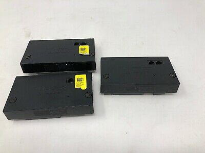 Lot of 3 PS2 Network Adapter (SCPH-10281) Official Sony OEM PlayStation 2