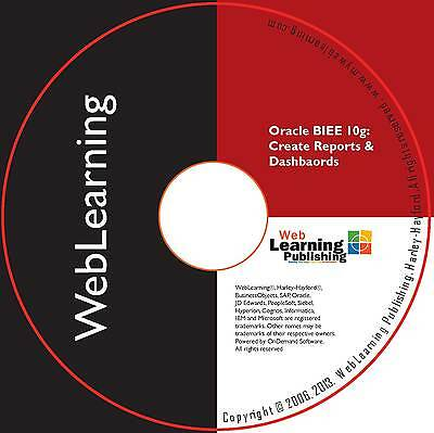 Oracle Business Intelligence 10g:Create Reports and Dashboards