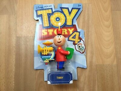 Disney Pixar tinny toy story 4 action figure brand new and sealed