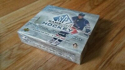 05-06 UD SP Game Used Hockey Hobby Box Factory Sealed Upper Deck