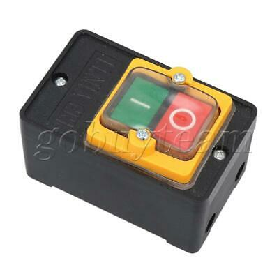 Waterproof Start Stop Push Button Switch KAO-10KH for Electric Tools