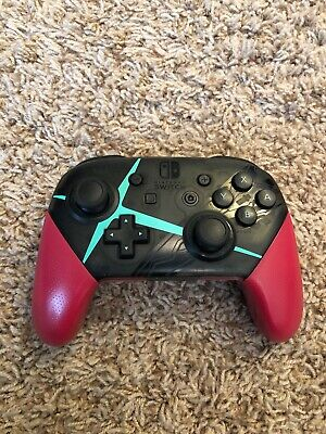 RARE Genuine Official Xenoblade Chronicles 2 Pro Controller ONLY Nintendo Switch