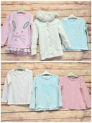 Girls Winter Pastels Bundle 4-5 Years TU/Gap