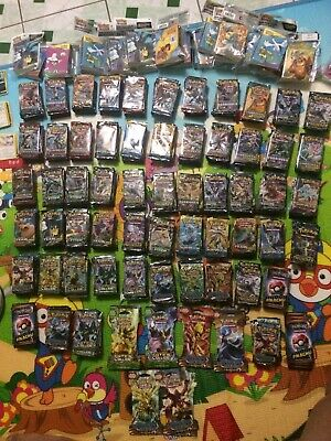 Pokemon Cards Lucky Dip MYSTERY Mix Packs SALE Includes Rare Non Holo