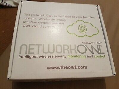 Owl Intuition Network Owl Internet Gateway (for Owl Energy Monitors) TSE200-020