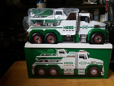 Hess 2019 Holiday Toy Truck - Rescue Team Tow Trucks (2) - Brand New Unopened