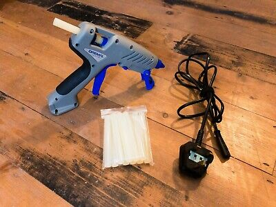 Dremel 940-3 Top of the Range Hot Glue Stick Gun - Barely Used with 10x 11m Glue