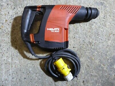Hilti Te 300 AVR Compact breaker & Chipping hammer & Needle Scaller 110V