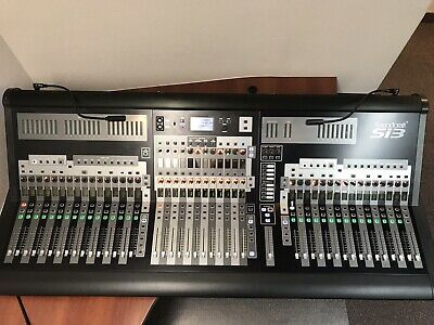 Soundcraft Si3 64 Input Digital Recording/FOH Console