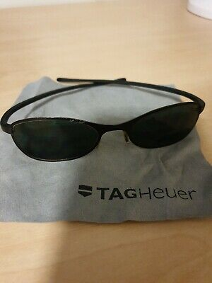 Tag Heuer Sunglasses With Polarized Lenses not Oakley or Rayban designer